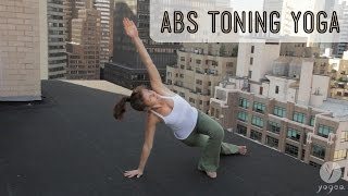Abs Toning Yoga Routine: Zip The Core (open Level)