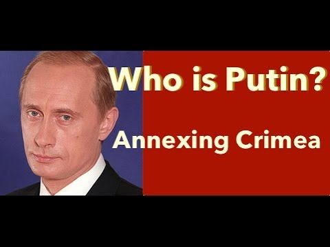 Who is Putin? To Putin: