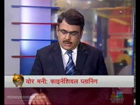 Nirav on CNBC Awaaz- Insurance & Debt MFs