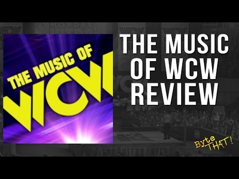 The Music of WCW - REVIEW