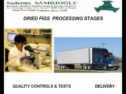 SAMRIOGLU Export  - Turkish  Dried Figs.wmv