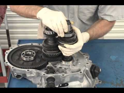 how to change shift shaft 4l803