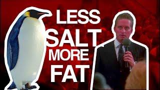 Low Sodium's link to Fat Gain & Insulin Resistance (Salt vs. Sugar)