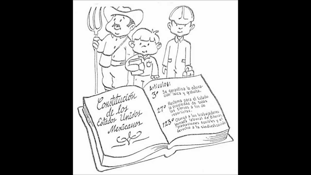 Canción a la constitución Mexicana - YouTube