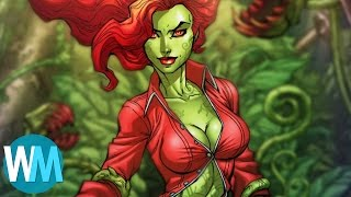 Top 10 Hottest Comic Book Villains
