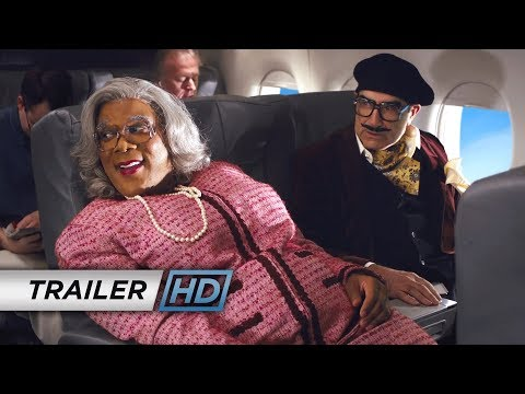 TYLER PERRY'S MADEA'S WITNESS PROTECTION - Trailer