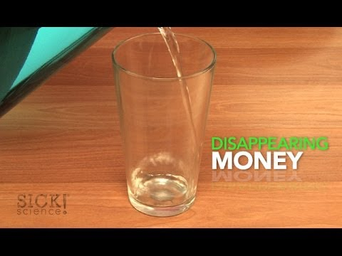 Disappearing Money - Sick Science!