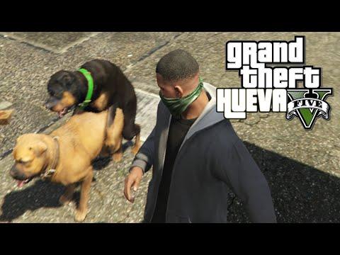 SEXO PERRUNO & MI ESPOSA ME ENGAÑO!! - Grand Theft Hueva PC