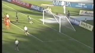 Sporting - 3 x Salgueiros - 0 de 1991/1992