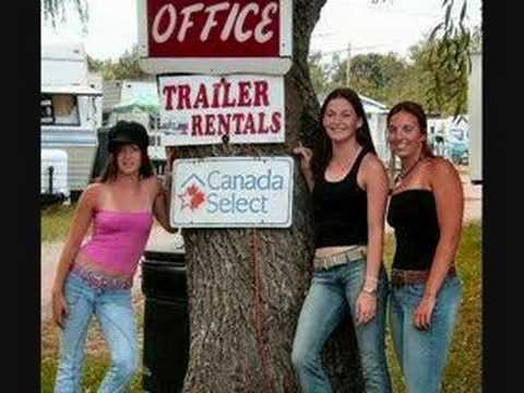white trailer trash men only