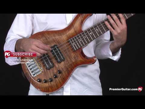 Review Demo - PRS Guitars Grainger 5-String Bass