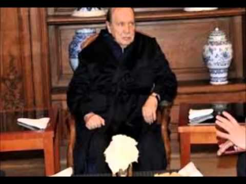 Bouteflika président des Affairistes - 4ème mandat la chute
