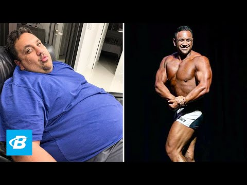 Just Because You're Obese, Life Is Not Over | JC Danies Transformation Story
