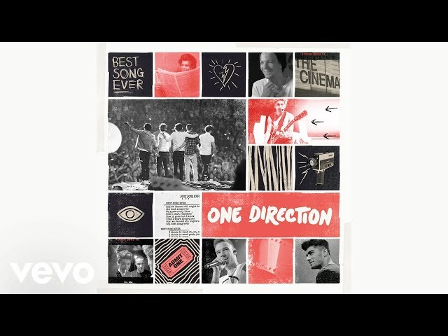One Direction - Best Song Ever (Audio)