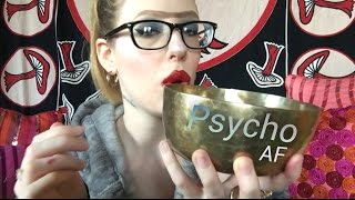 Asmr Psycho Aunt Babysits You (nail Painting, Hand Massage, Reiki)