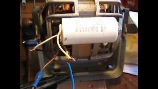 Comment a marche v lo lectrique moteur lectrique et for Comment brancher machine a laver