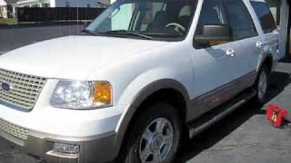 2003 Ford Expedition Eddie Bauer Start Up, Engine, and Full Tour videos