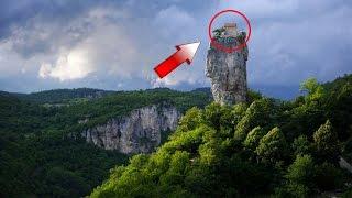 10 Địa Điểm Bạn Không Nên Đến Nếu Sợ Độ Cao ( Những Công Trình Cheo Leo Trên Vách Núi )