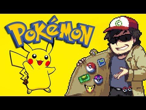 Bootleg Pokémon Games - JonTron