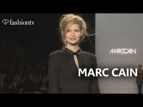 Marc Cain Fall/Winter 2014 ft. Elizabeth Hurley | Mercedes-Benz Fashion Week Berlin | FashionTV