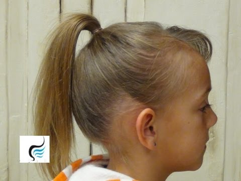 How To Do a High Ponytail Hairstyles