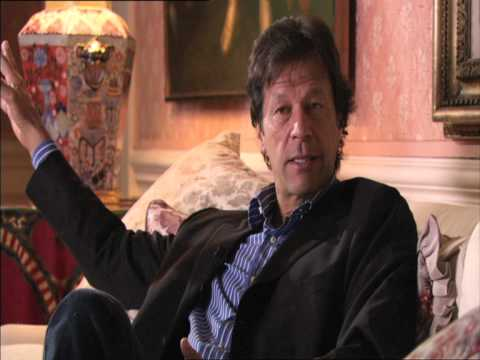 Cricketer Imran Khan On Andy Roberts - Fire In Babylon