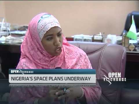Nigeria's Space Programme Underway