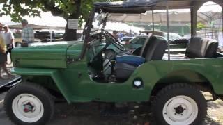 Show De Autos Antiguos De Puerto Rico