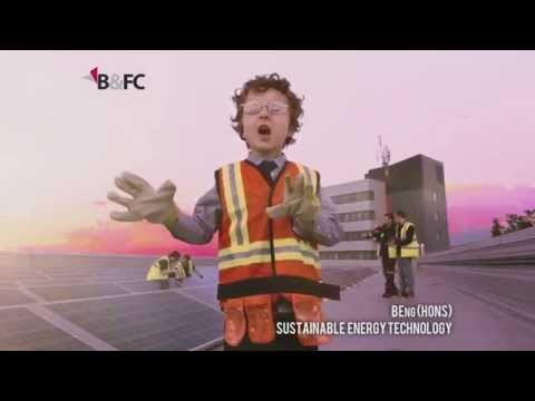 The new regional TV advert for Blackpool and The Fylde College's University Centre created by Seal Films. Chloe Evans, four and George Holland, five, take on the roles of graduate careers including Bio scientist, Marketing manager, Film producer and Construction site manager while lip syncing to Police Academy hit 'I'm Gonna Be Somebody' by Jack Mack & The Heart Attack.We invite people to take to Twitter and Facebook using #BeSomebody to tell them what they think about the advert.