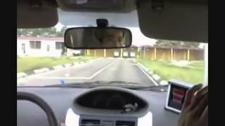 Hướng dẫn thi bằng lái B2