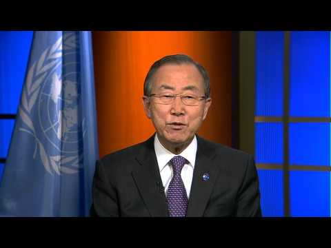 UNSG Ban Ki-moon's Message for Model UN Security Council Conference in Azerbaijan