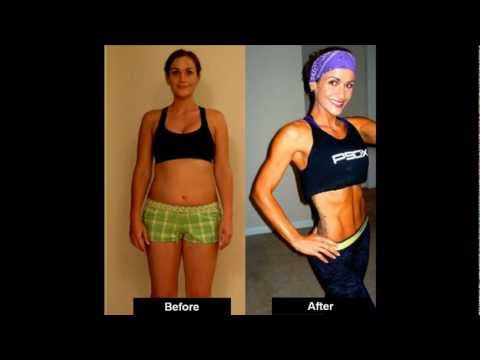 BEST FEMALE TRANSFORMATION Beachbody success story! - Jamie Len Cumbo
