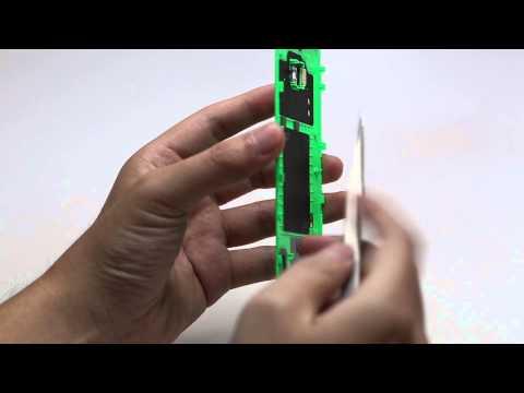 Tháo nắp lưng Nokia Lumia 930