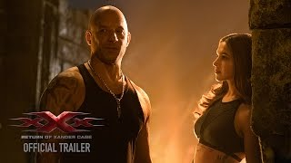 xXx - Return of Xander Cage 2017 Trailer
