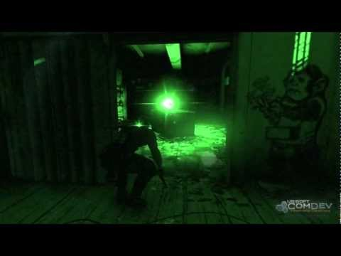 Splinter Cell Blacklist - Night Vision Goggles [NORTH AMERICA]