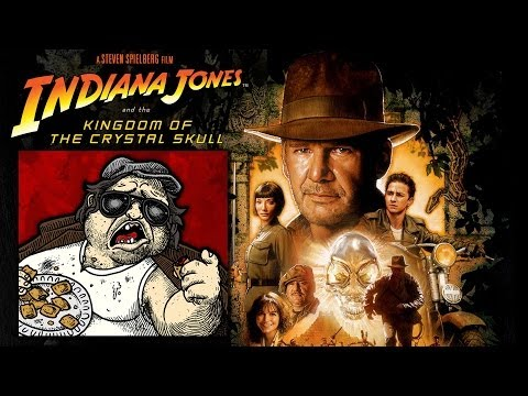 Mr. Plinkett's Indiana Jones and the Kingdom of the Crystal Skull Review