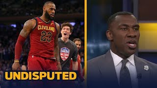 Skip and Shannon talk Enes vs LeBron James after the Cavs beat the Knicks   UNDISPUTED