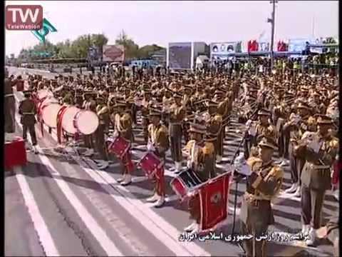 Iran Army Day Parade 2014 - Full رژه بزرگ روز ارتش ...