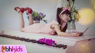 Mình Cùng Soi Gương - Bé Tú Anh | Nhạc Thiếu Nhi [MV 2017]