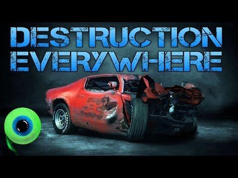 Next Car Game | DESTRUCTION EVERYWHERE