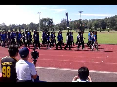 KIGS sportday 2014(marching and dance)