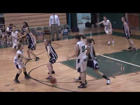 Chazy - Westport JV Girls 1-18-12