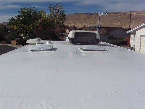 epdm liquid rubber roof coatings pictures - Liquid Rubber Roof