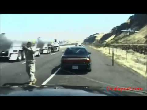 Shooting Caught On Dash Cam Video By Oregon Trooper Matt Zistel