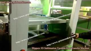 [Slipper 3D Sublimation Vaccum Heat Transfer Machine]