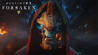 Destiny 2 - Forsaken Sztori Trailer