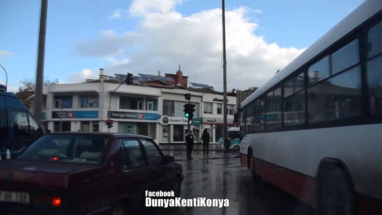 Konya Sokaklarında - 17 Ocak 2013 - Saat 08:50