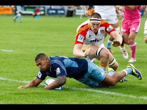 Blues v Chiefs pre-season match highlights | Super Rugby Video Highlights