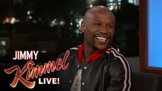 Floyd Mayweather Reveals How He Spends His Money