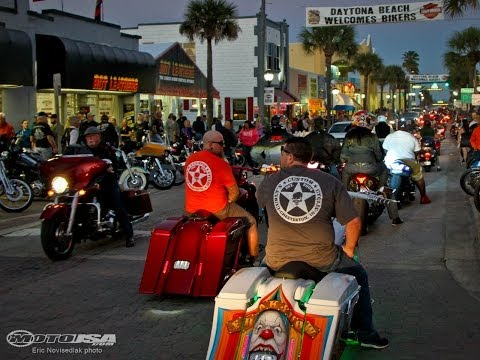 2014 Daytona Bike Week Review - MotoUSA